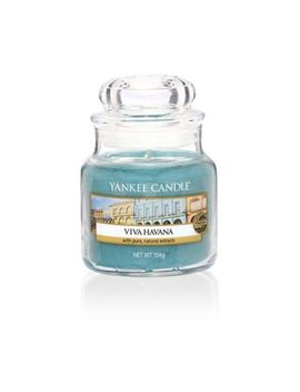 Yankee Candle   Small Classic 'viva Havana' Scented Jar Candle by Yankee Candle