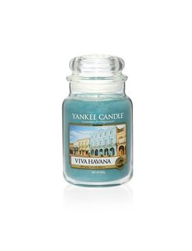 Yankee Candle   Large Classic 'viva Havana' Scented Jar Candle by Yankee Candle