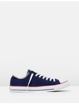 Chuck Taylor All Star Denim Ox   Unisex by Converse