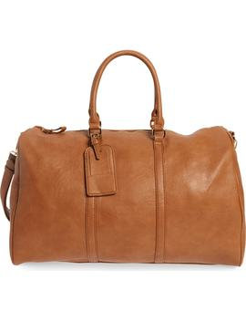 'lacie' Faux Leather Duffel Bag by Sole Society