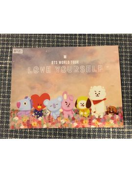 Official Bt21 Love Yourself Sticker by Ebay Seller