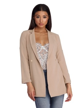 Boss Babe Trench Coat by Windsor