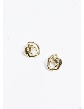 Vostok Small Collage Earrings by Ellery