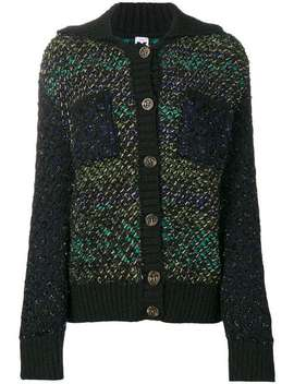 Chunky Knit Cardigan by M Missoni