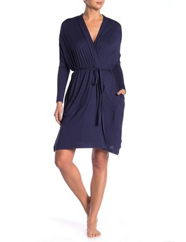 Delanie Belted Jersey Robe by Ugg