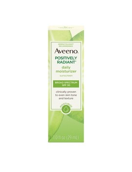 Aveeno Positively Radiant Daily Moisturizer With Soy   1 Fl Oz by Aveeno