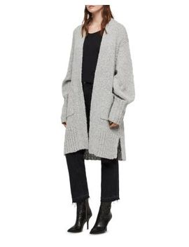 Alicia Oversized Long Cardigan by Allsaints