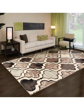 Superior Modern Viking Collection Indoor Area Rug by Simple Luxury