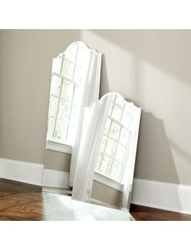 Cadence Frameless Mirror by Ballard Designs