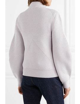 Ribbed Merino Wool Sweater by Carven
