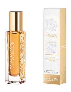 Maison Lancome  Jasmins Marzipane Travel Spray Perfume, 0.47 Oz./ 14 M L by Lancome