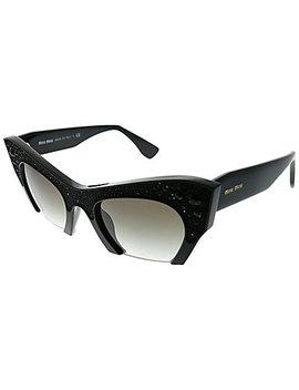 Miu Miu Women's Cat Eye 50mm Sunglasses by Miu Miu