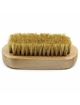 Ounona Shoe Shine Brush,Soft Horsehair Bristles For Shoes Polishing Buffing Cleaning Dusting Brush Soft Bristles For Shoes Boots Leather Clothes And Bags Care by Amazon