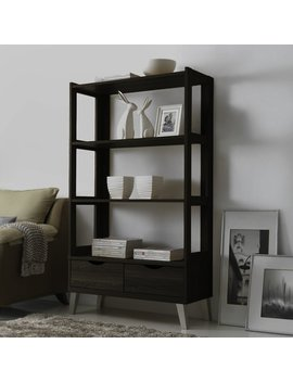 Ebern Designs Spicer Etagere Bookcase & Reviews by Ebern Designs