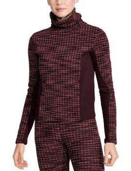 Nike Women's Pro Hyper Warm Pullover by Nike