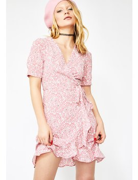 Fairy Affair Wrap Dress by O Vianca