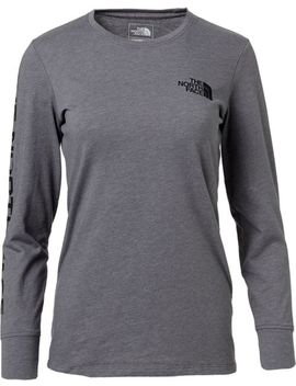 The North Face Women's Sleeve Mark Long Sleeve Shirt by The North Face