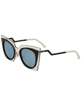 Fendi Women's 0117/S 49mm Sunglasses by Fendi