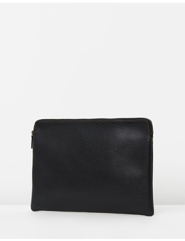 Zip Top Satchel by Loop Leather Co
