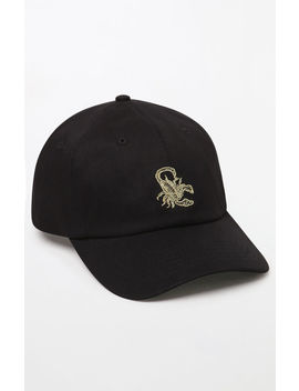 Pac Sun Scorpion Strapback Dad Hat by Pacsun