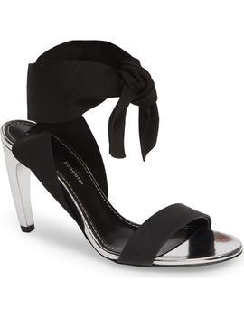 Ankle Wrap Sandal by Proenza Schouler