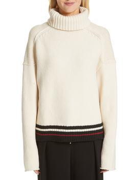 Stripe Turtleneck Sweater by Proenza Schouler