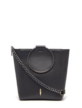 Le Bucket Ring Handle Cross Body Bag by Thacker