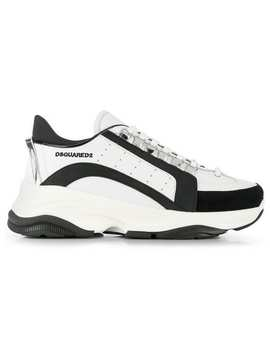 Chunky Sole Sneakers by Dsquared2