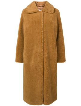 Longline Coat by Stand