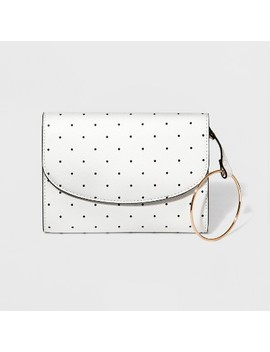 Gifting Clutch   A New Day™ True White by A New Day