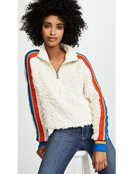 Marshmallow Stripe Mock by Free People