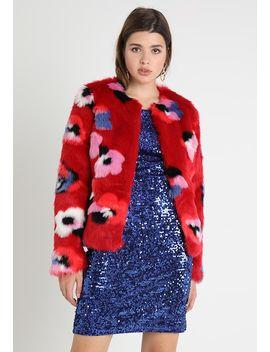 Vinastya Faux Jacket   Winter Jacket by Vila