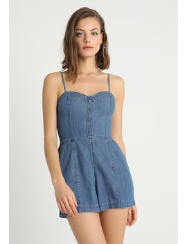 Button Through Romper   Overall / Jumpsuit by Abercrombie & Fitch