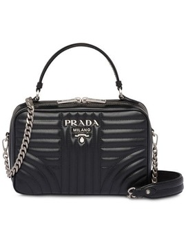 Diagramme Handbag by Prada