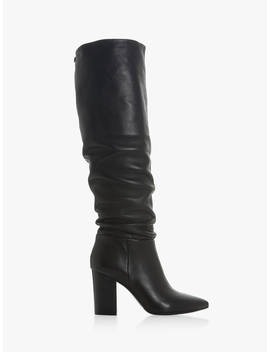Steve Madden Sensai Knee High Boots, Black, Black by Steve Madden
