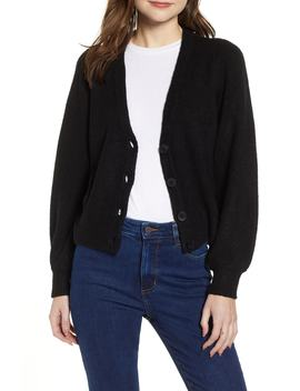 Front Button Cardigan by Vero Moda