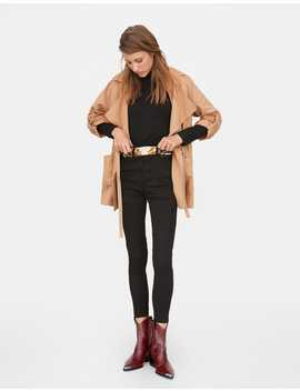 Trench Fluide Court by Stradivarius