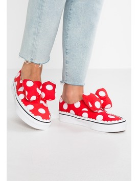 Disney X Minnie   Authentic Gore   Slippers by Vans