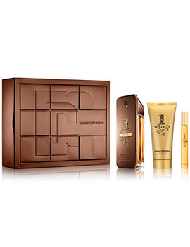Men's 3 Pc. 1 Million Privé Gift Set by Paco Rabanne