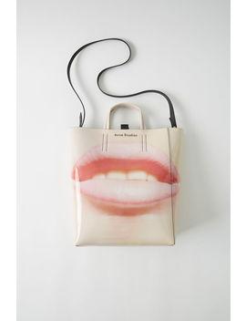 Tote Bag Pink by Acne Studios