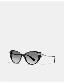 Tea Rose Sunglasses by Coach