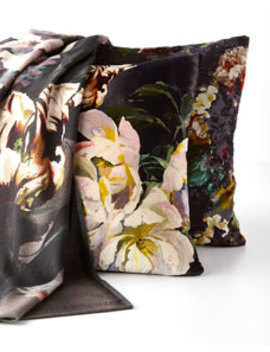 Designers Guild Delft Flower Pillow  And Matching Items by Designers Guild