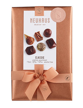 1/2 Lb. Ballotin Box Luxury Belgian Chocolates by Neuhaus
