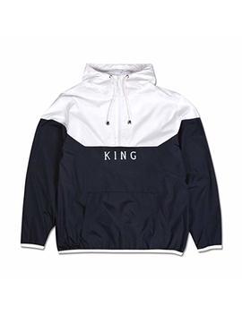 King Men's Aldgate Windrunner by King
