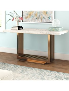 Willa Arlo Interiors Jayleen Console Table by Willa Arlo Interiors
