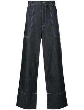 Wijde Jeans by Kenzo