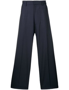 Wide Leg Trousers by E. Tautz