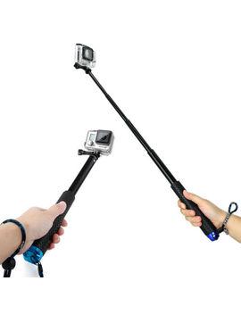 Sports Waterproof Monopod Selfie Stick Pole Handheld For Go Pro Hero 7 6 5 4 3+ 2 by Unbranded/Generic