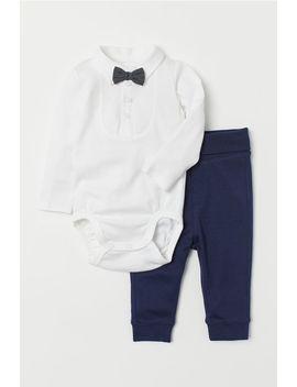 Tuxedo Set by H&M
