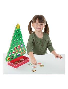 Melissa & Doug Countdown To Christmas Advent Calander by Argos